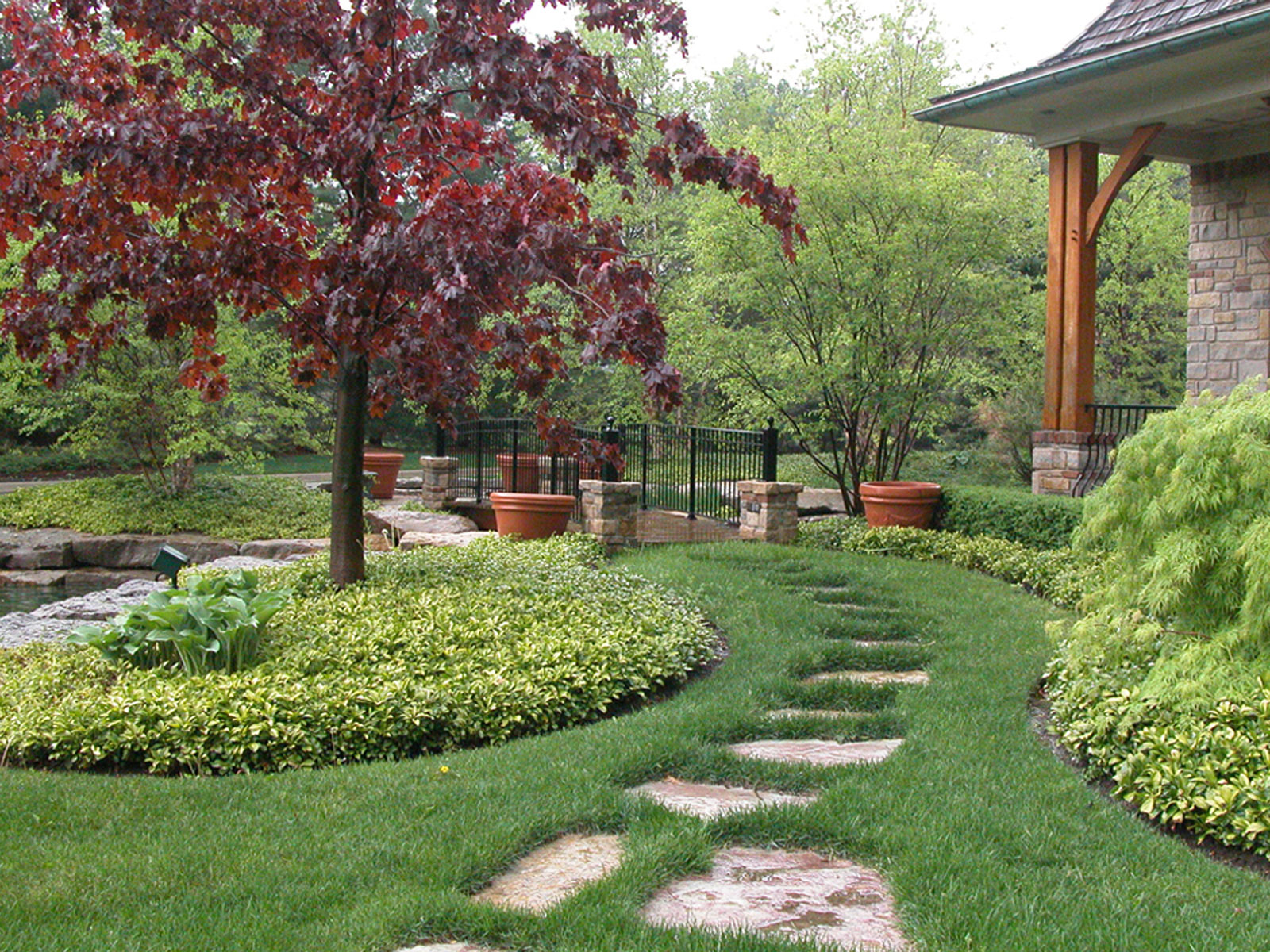 Contact us artesia residential for Landscaping ideas for large open areas
